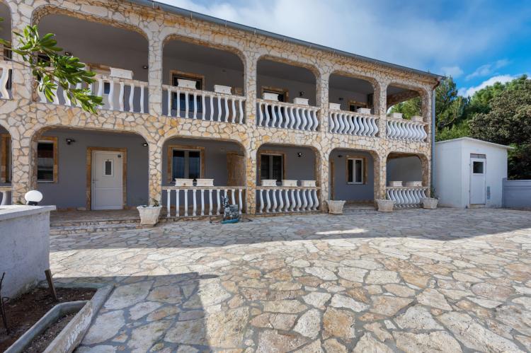 Holiday homeCroatia - Northern Dalmatia: Apartment Stueckler 1  [4]