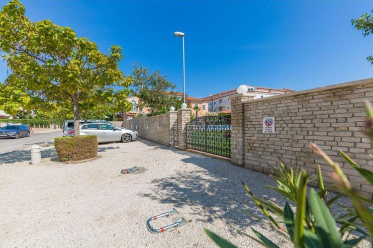 Holiday homeCroatia - Istra: Apartment Fiorido Blue A2 in Villa Vizula  [30]