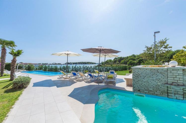 Holiday homeCroatia - Istra: Apartment Fiorido Blue A2 in Villa Vizula  [15]