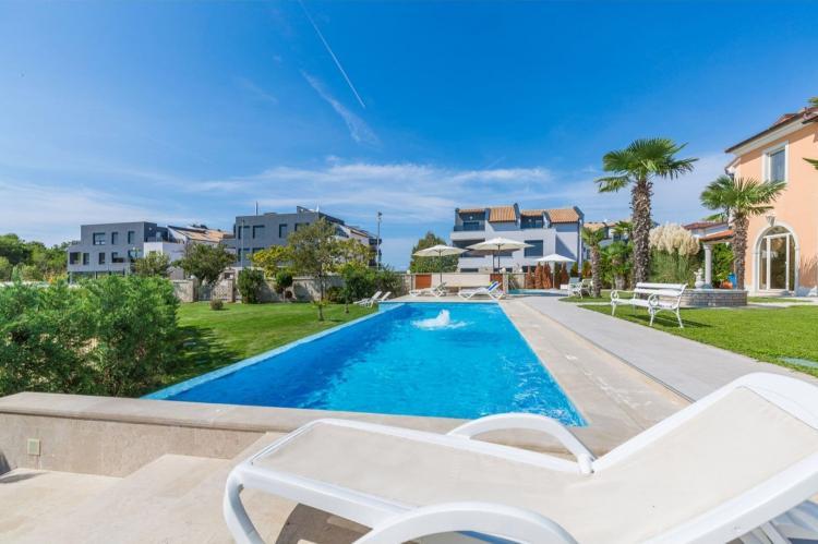 Holiday homeCroatia - Istra: Apartment Fiorido Blue A2 in Villa Vizula  [14]
