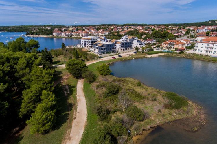 Holiday homeCroatia - Istra: Apartment Fiorido Blue A2 in Villa Vizula  [35]