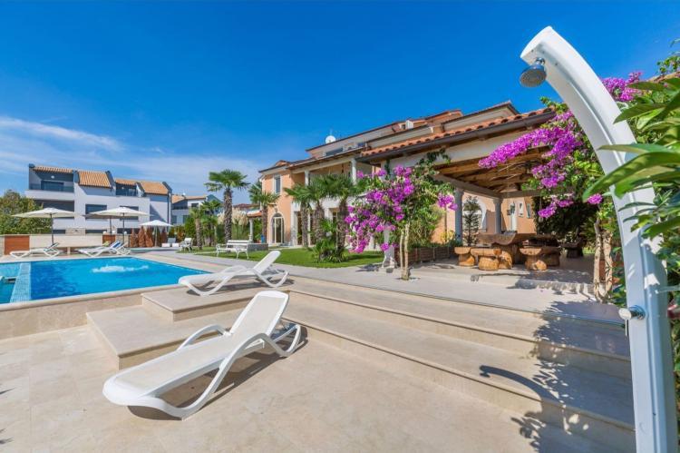 Holiday homeCroatia - Istra: Apartment Fiorido Blue A2 in Villa Vizula  [16]