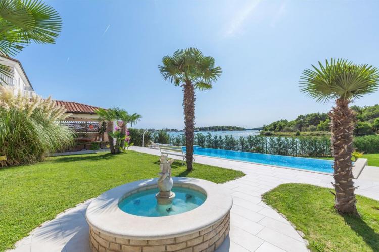 Holiday homeCroatia - Istra: Apartment Fiorido Blue A2 in Villa Vizula  [28]