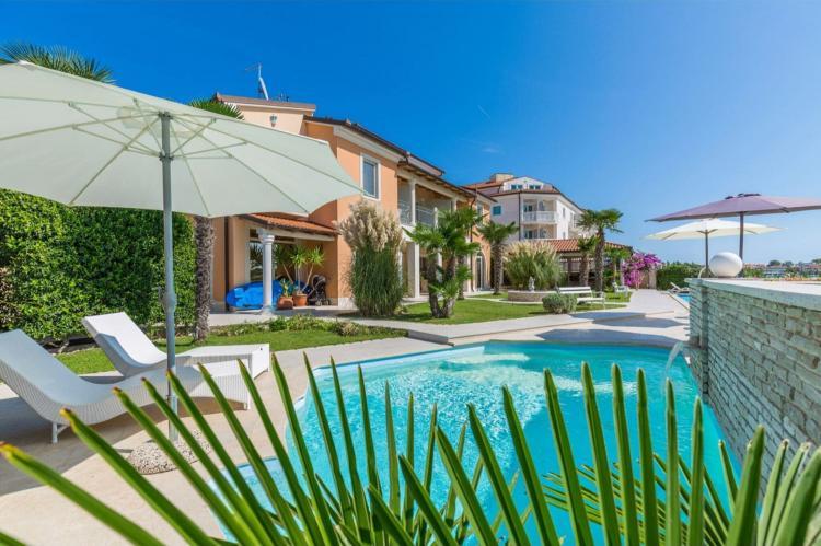 Holiday homeCroatia - Istra: Apartment Fiorido Blue A2 in Villa Vizula  [13]