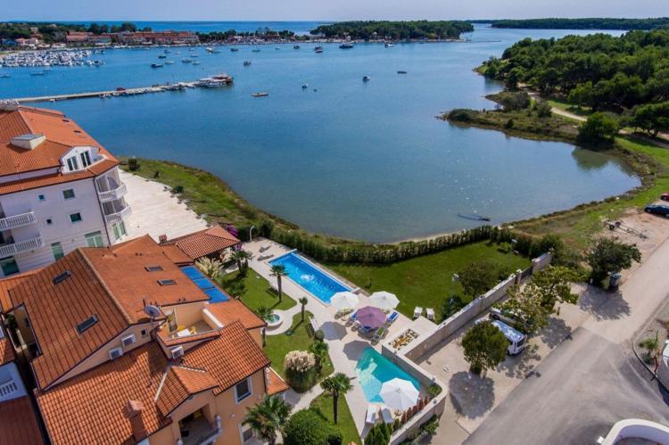 Holiday homeCroatia - Istra: Apartment Fiorido Blue A2 in Villa Vizula  [34]