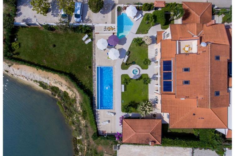 Holiday homeCroatia - Istra: Apartment Fiorido Blue A2 in Villa Vizula  [32]