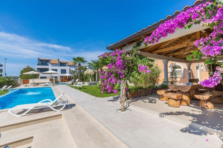 Holiday homeCroatia - Istra: Apartment Fiorido Blue A2 in Villa Vizula  [12]