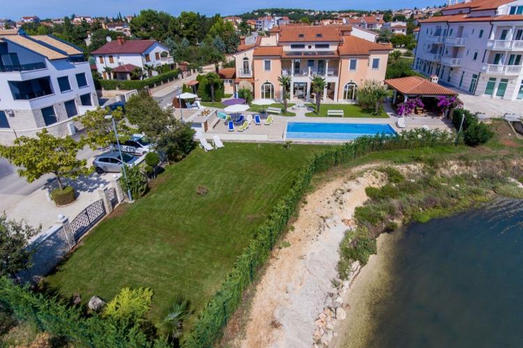 Holiday homeCroatia - Istra: Apartment Fiorido Blue A2 in Villa Vizula  [31]