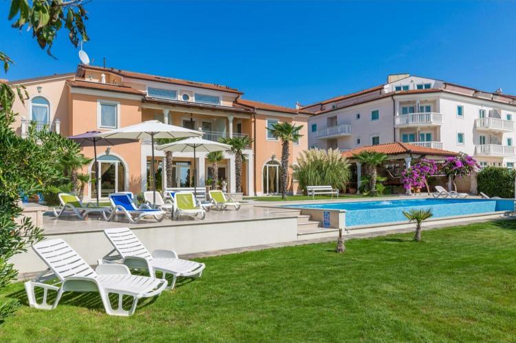 Holiday homeCroatia - Istra: Apartment Fiorido Blue A2 in Villa Vizula  [3]