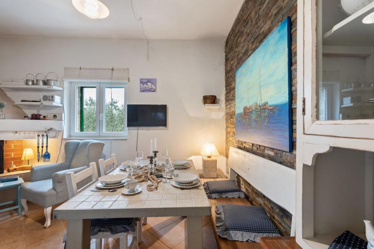 Holiday homeCroatia - Northern Dalmatia: Stone house Vrana lake  [2]