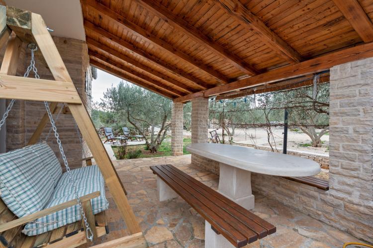 Holiday homeCroatia - Northern Dalmatia: Stone house Vrana lake  [19]