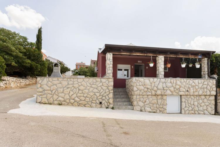 Holiday homeCroatia - Northern Dalmatia: Holiday home Rovanjska  [1]
