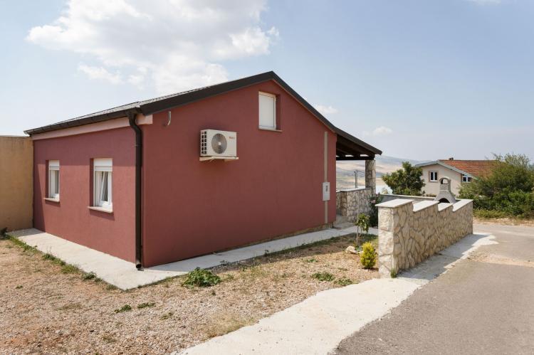Holiday homeCroatia - Northern Dalmatia: Holiday home Rovanjska  [4]