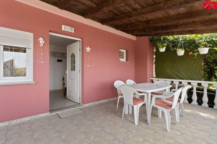Holiday homeCroatia - Northern Dalmatia: Holiday home Rovanjska  [19]