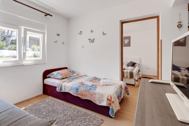 Holiday homeCroatia - Northern Dalmatia: Holiday home Rovanjska  [13]