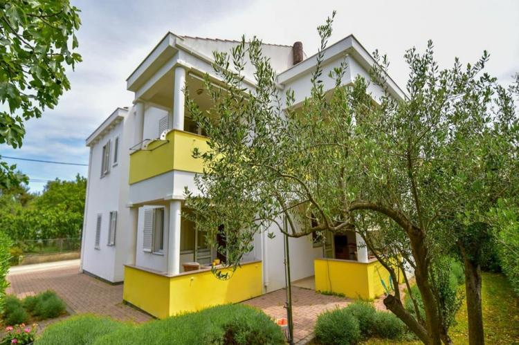 Holiday homeCroatia - Northern Dalmatia: Apartman A21  [6]
