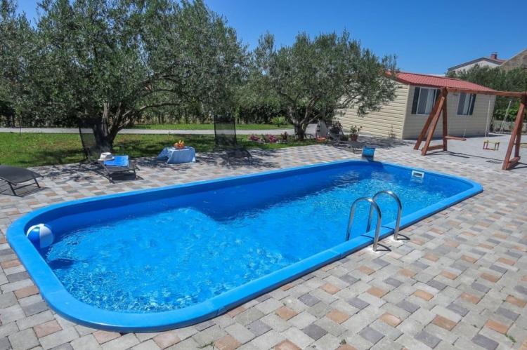 VakantiehuisKroatië - : Mobile house Edera  [3]