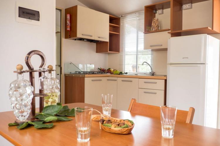 VakantiehuisKroatië - : Mobile house Edera  [7]