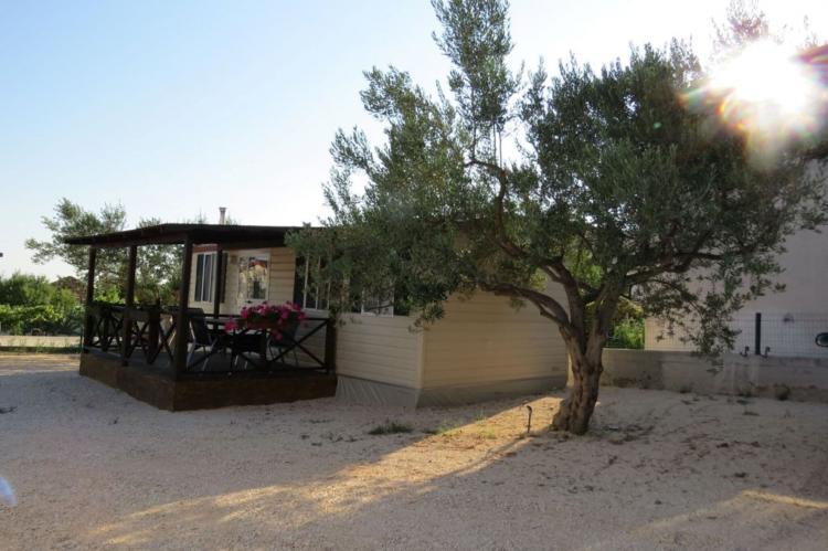 Holiday homeCroatia - Northern Dalmatia: Mobile house Olivia  [2]