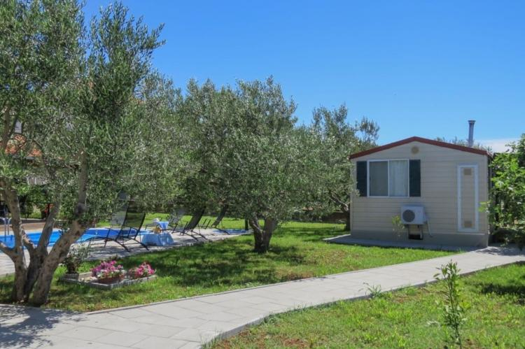 Holiday homeCroatia - Northern Dalmatia: Mobile house Olivia  [3]