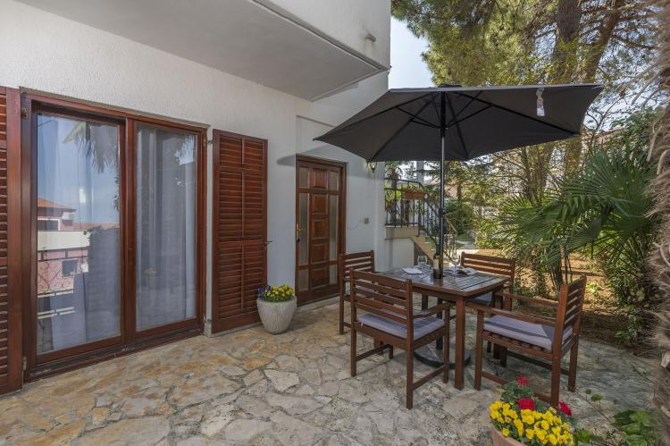 FerienhausKroatien - Istrien: Villa Ladavac B&B / One Bedroom Apartment A3  [1]