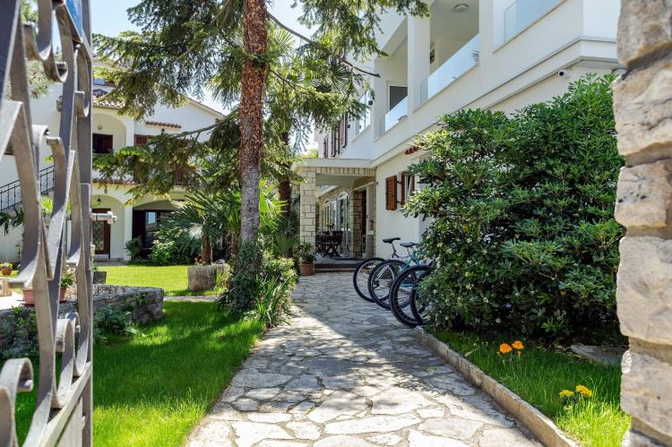 FerienhausKroatien - Istrien: Villa Ladavac B&B / One Bedroom Apartment A3  [22]
