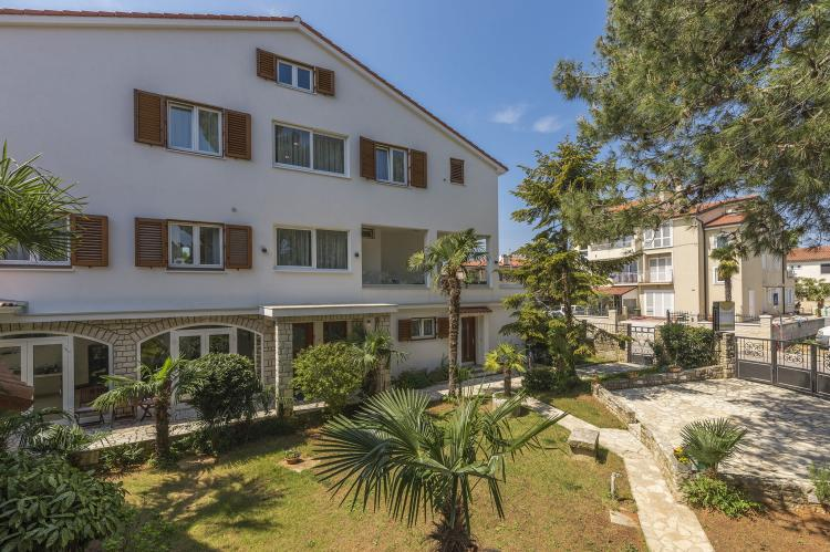 FerienhausKroatien - Istrien: Villa Ladavac B&B / One Bedroom Apartment A3  [18]
