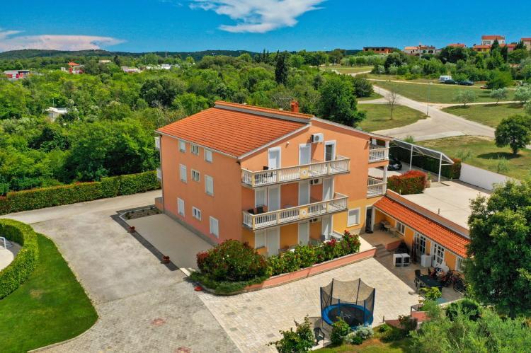 FerienhausKroatien - Istrien: Apartment  6  [2]