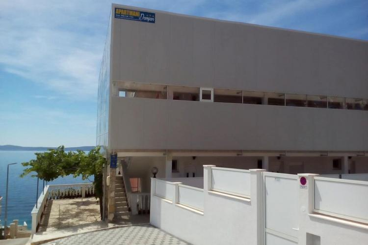 Holiday homeCroatia - Central Dalmatia: Studio Apartment 2 Okrug Gornji  [7]