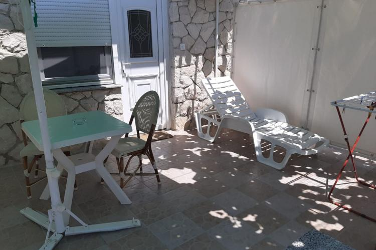 Holiday homeCroatia - Central Dalmatia: Studio Apartment 2 Okrug Gornji  [5]