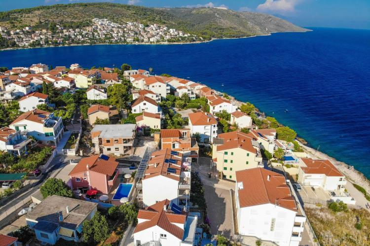Holiday homeCroatia - Central Dalmatia: Studio Apartment 2 Okrug Gornji  [4]