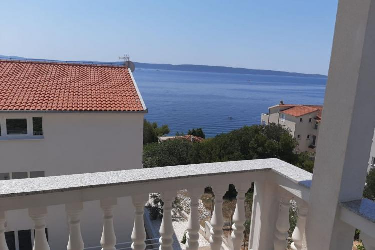 Holiday homeCroatia - Central Dalmatia: Apartment 8 Okrug Gornji  [16]