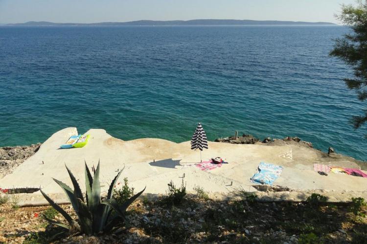 Holiday homeCroatia - Central Dalmatia: Apartment 8 Okrug Gornji  [17]