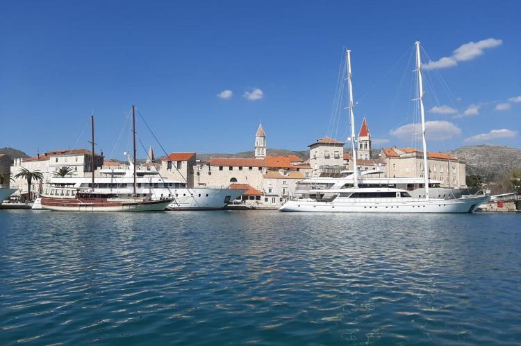 Holiday homeCroatia - Central Dalmatia: Apartment 8 Okrug Gornji  [19]