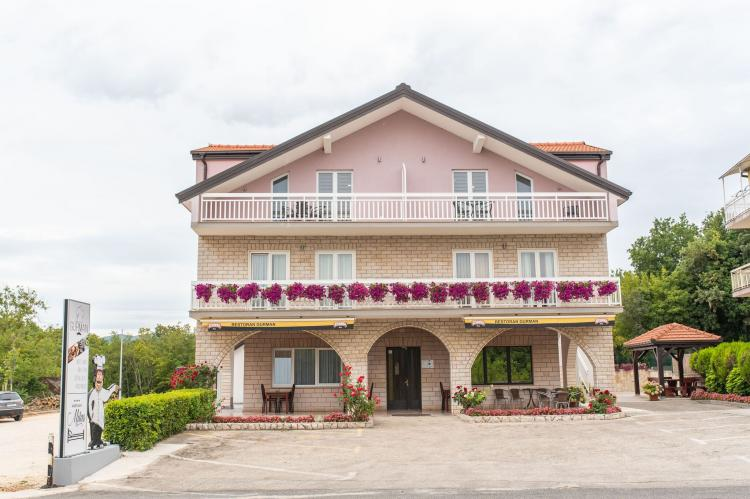 Holiday homeCroatia - Central Dalmatia: Apartman Milas 4  [8]