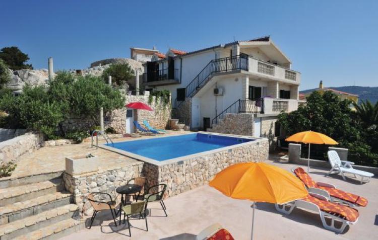 VakantiehuisKroatië - Midden Dalmatië: Sevid  [14]