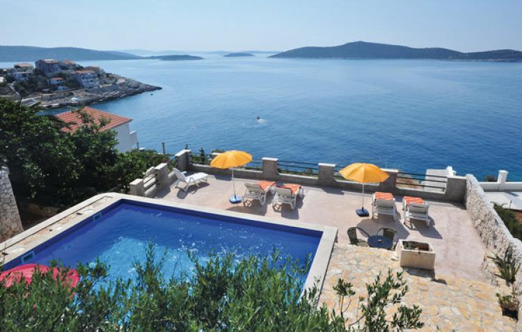 VakantiehuisKroatië - Midden Dalmatië: Sevid  [1]