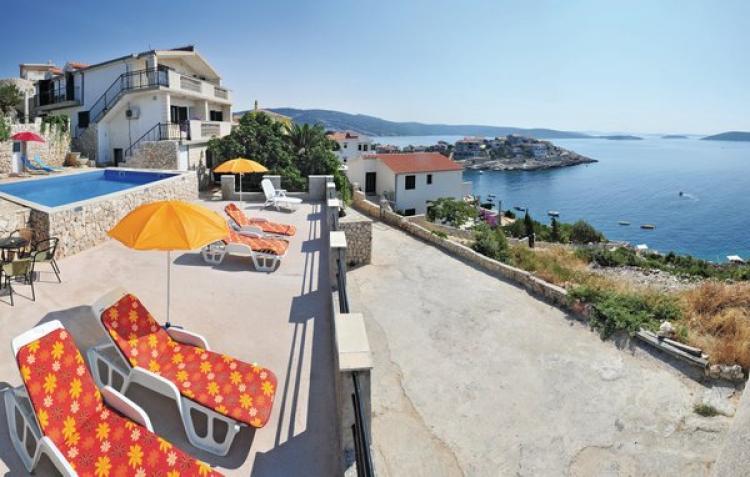 VakantiehuisKroatië - Midden Dalmatië: Sevid  [9]
