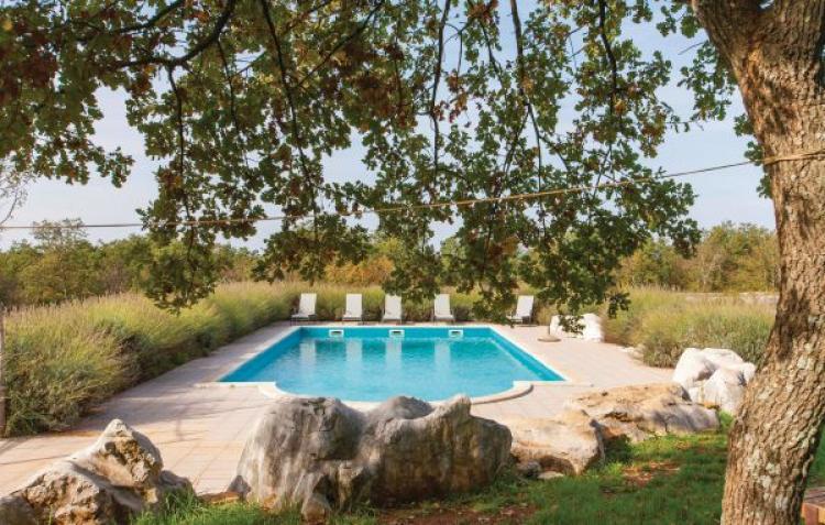 VakantiehuisKroatië - Istrië: St. Negricani  [5]