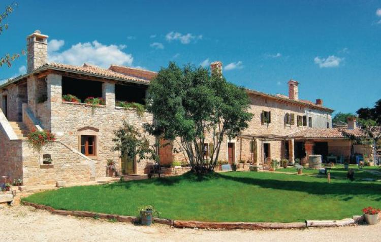 VakantiehuisKroatië - Istrië: St. Negricani  [10]