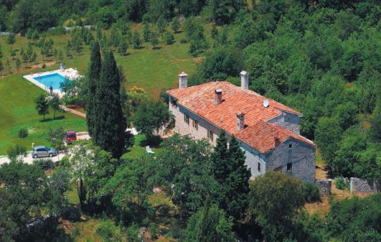 VakantiehuisKroatië - Istrië: St. Negricani  [12]