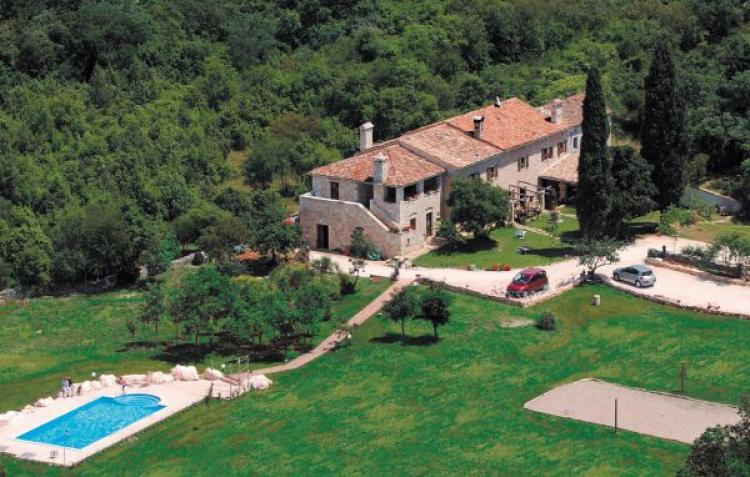 VakantiehuisKroatië - Istrië: St. Negricani  [13]