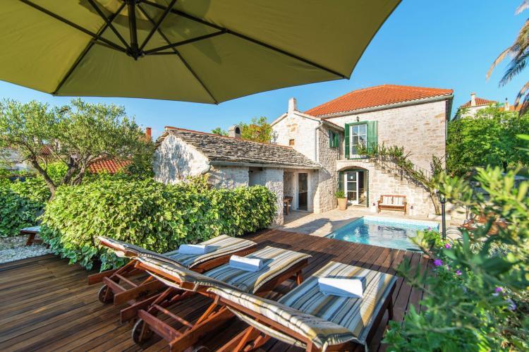 Holiday homeCroatia - Central Dalmatia: Villa Maruka  [2]
