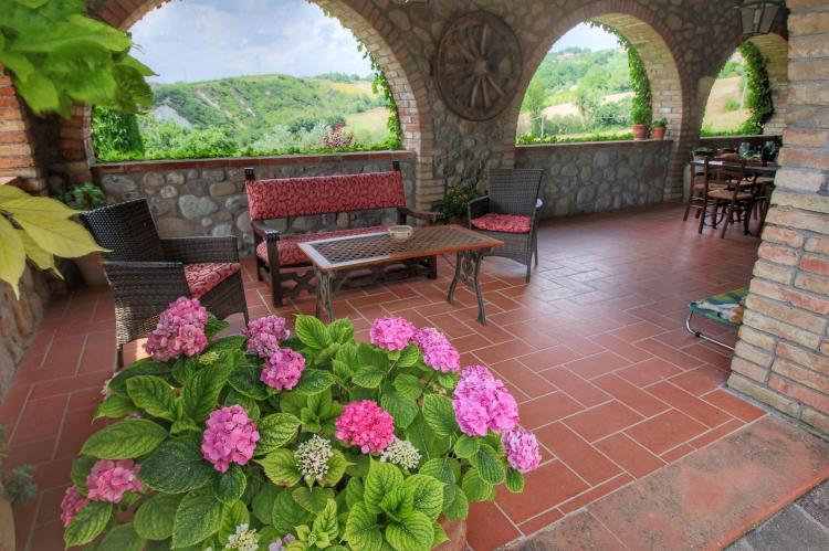 Holiday homeItaly - Umbria/Marche: Villa La Palazzeta  [27]