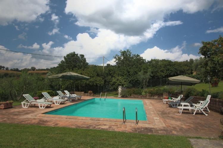 Holiday homeItaly - Umbria/Marche: Villa La Palazzeta  [8]