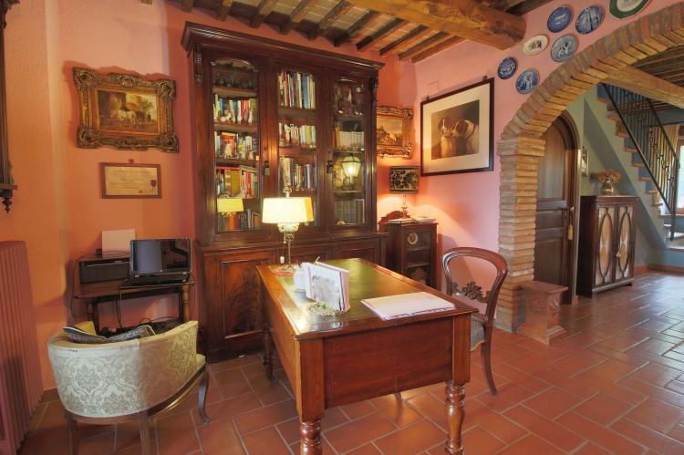 Holiday homeItaly - Umbria/Marche: Villa La Palazzeta  [11]