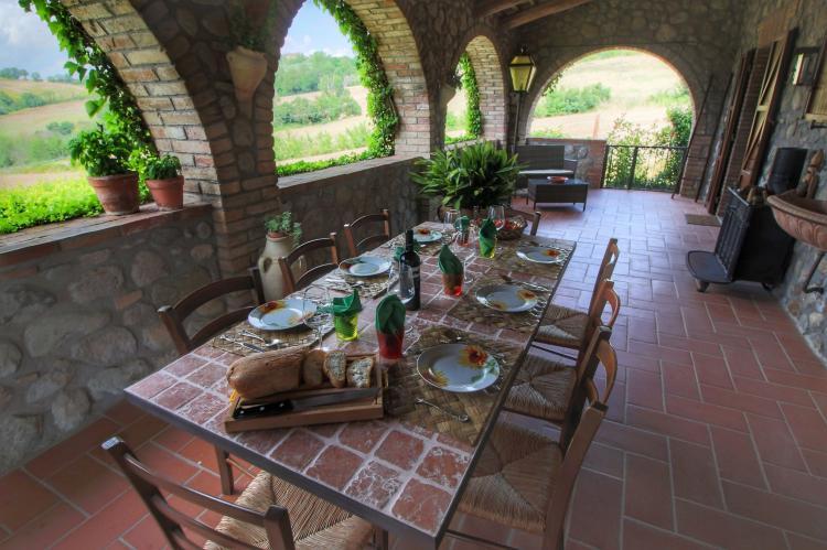 Holiday homeItaly - Umbria/Marche: Villa La Palazzeta  [28]