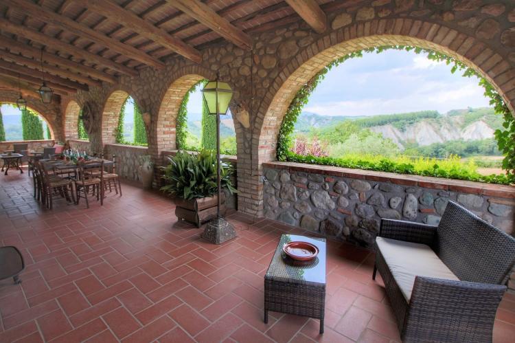 Holiday homeItaly - Umbria/Marche: Villa La Palazzeta  [5]
