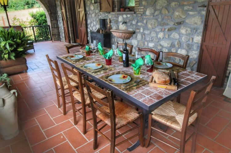 Holiday homeItaly - Umbria/Marche: Villa La Palazzeta  [29]