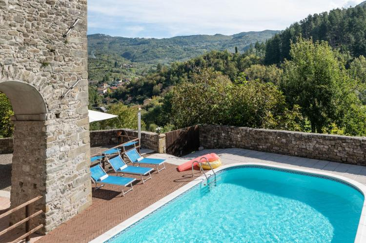 Holiday homeItaly - Tuscany/Elba: Castello di Pratogrande 1  [2]